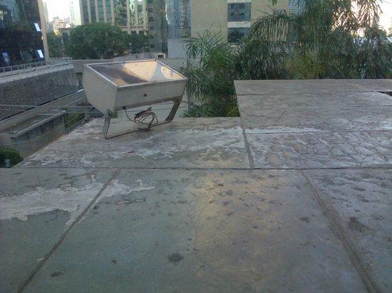 Tryp Sao Paulo Iguatemi Hotel: Vue de ma chambre