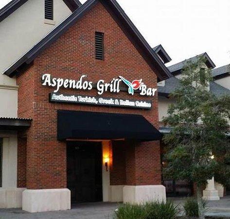 Aspendos Grill & Bar