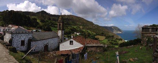 Los Acantilados Marinos Mas Altos de La UE: San Andrés de Teixido