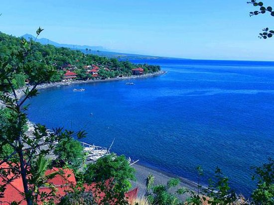 Jemeluk Beach Amed Indonesia Address Attraction