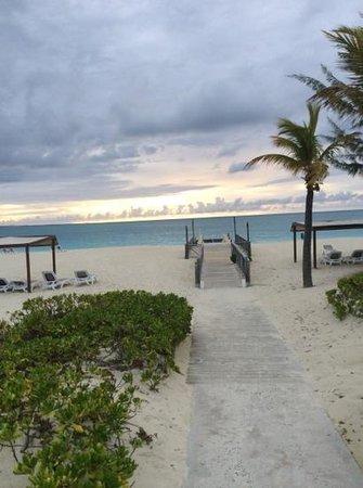 Club Med Turkoise, Turks & Caicos : beach view