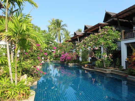 Railay Village Resort : Great Pool