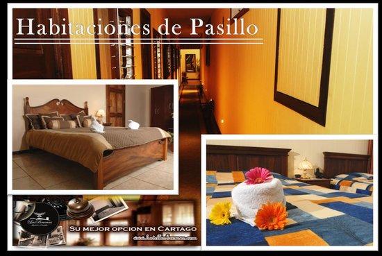 Hotel Las Brumas: Habitaciones de Pasillo