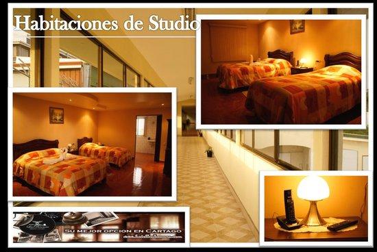 Hotel Las Brumas: Habitaciones de Estudio