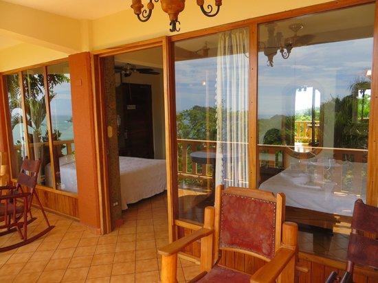 Hotel Costa Verde: Balcony