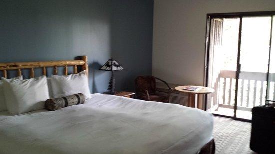 Snow King Resort : Room with balcony