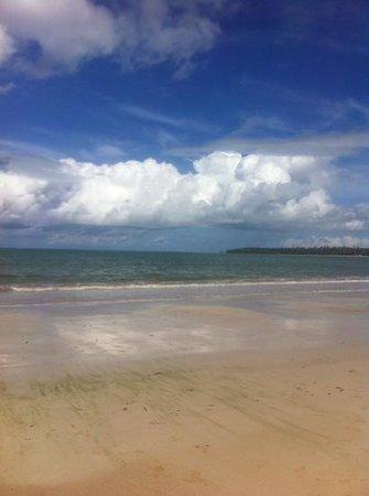 Garapua Beach: vista da praia