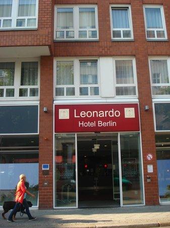 Leonardo Hotel Berlin: recepción