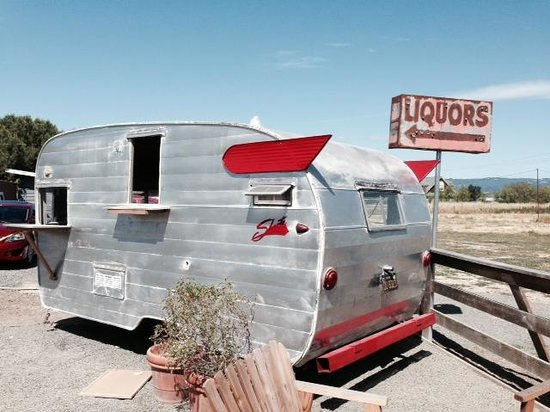 The Fremont Diner: Some of the nastalgic items there
