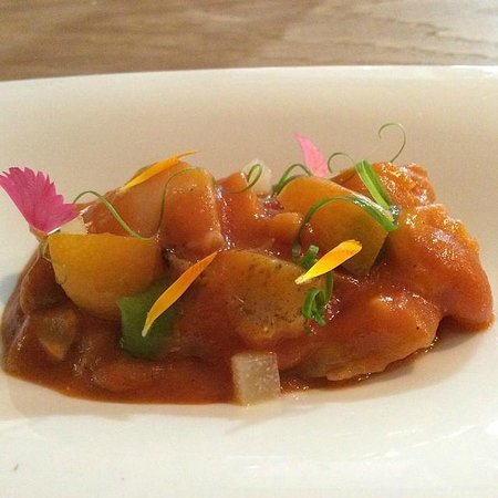Restaurante Mina: food