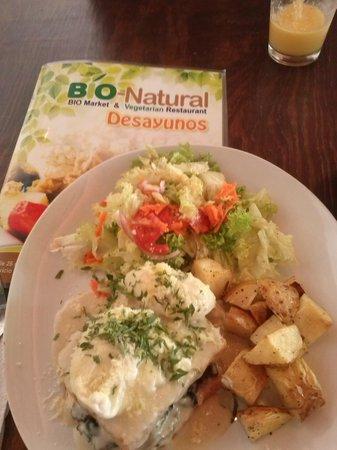 BIO-Natural: Huevos Benedictinos gluten free