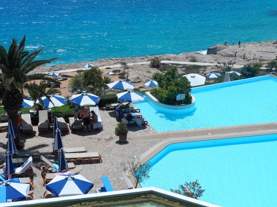 Atlantica Club Sungarden Hotel: one of the pools