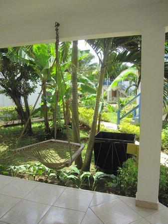 Negril Tree House Resort : Balcony 2