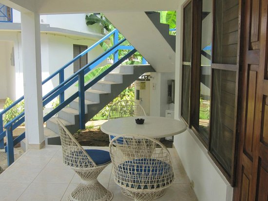 Negril Tree House Resort : Balcony