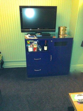 Hotel Triton: TV