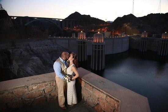 Scenic Las Vegas Weddings Chapel Hoover Dam