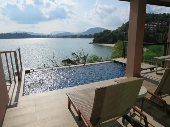 The Westin Siray Bay Resort & Spa Phuket: Awesome Private Infinity Pool