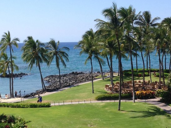 Fairmont Orchid, Hawaii: View