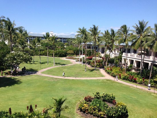 Fairmont Orchid, Hawaii: Room View