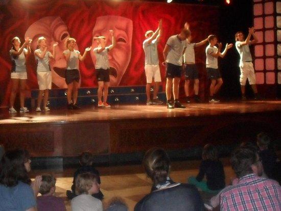 Insotel Punta Prima Resort & Spa: the entertainment staff