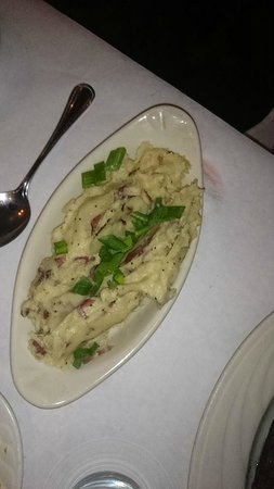 Vito's Chop House: Scallion Mashed Potatoes