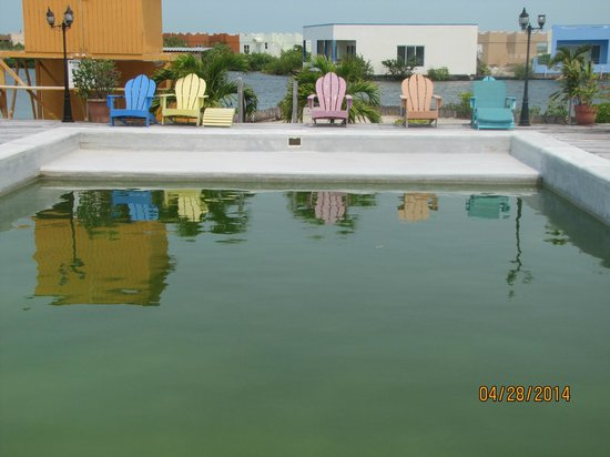 Reef Village Resort: Green Pool