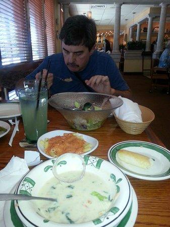 Olive Garden Bloomingdale 332 W Army Trail Rd Menu Prices Restaurant Reviews Tripadvisor