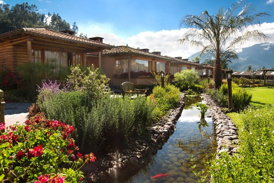 Hosteria Cabanas del Lago: A paradise in the Andes