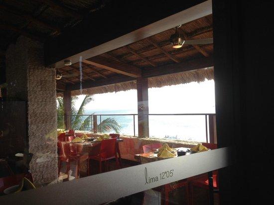 Lima 12 05 Peruvian Cuisine & Steak House: View of Bay from Restaurant