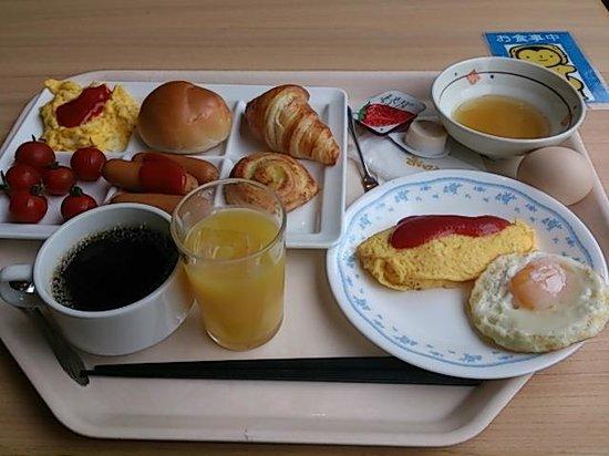 Tateshina Grand Hotel Takinoyu: 朝食