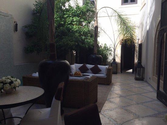 Riad Kheirredine : Lounge