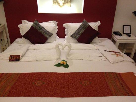 Maison Souvannaphoum Hotel: Garden Wing Double
