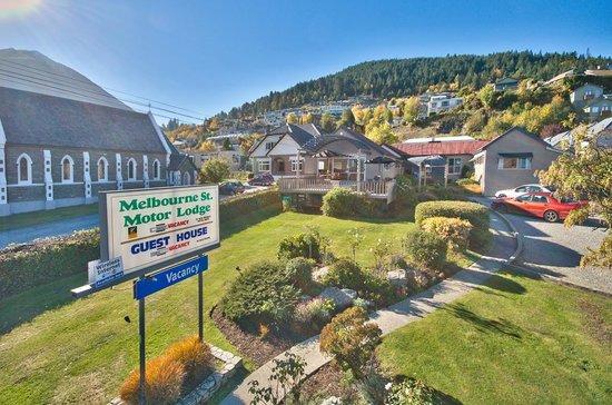 Comfort Inn Melbourne Motor Lodge