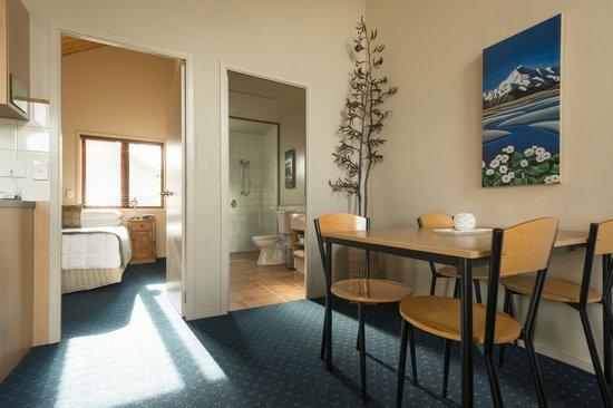 Glenfern Villas Franz Josef: Ding /area
