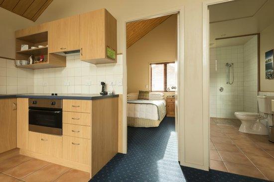 Glenfern Villas Franz Josef: 1 Bedroom Villa