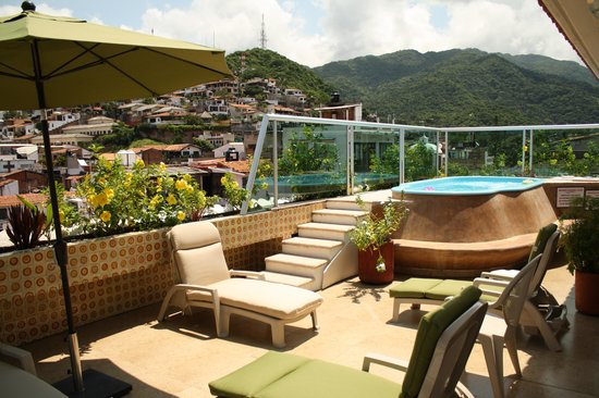 Hotel Porto Allegro: Vista