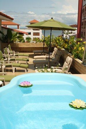 Hotel Porto Allegro: Sun Deck