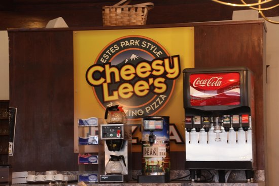 Cheesy Lees Amazing Pizza : Cheesy Lee's