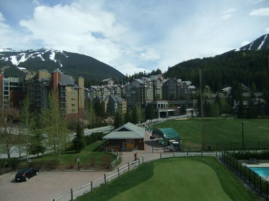 Aava Whistler Hotel: Room view