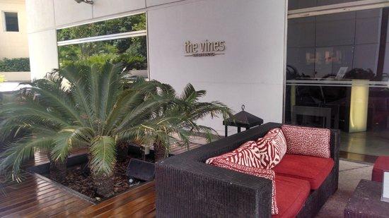 Park Hyatt Mendoza: The Vines Bar