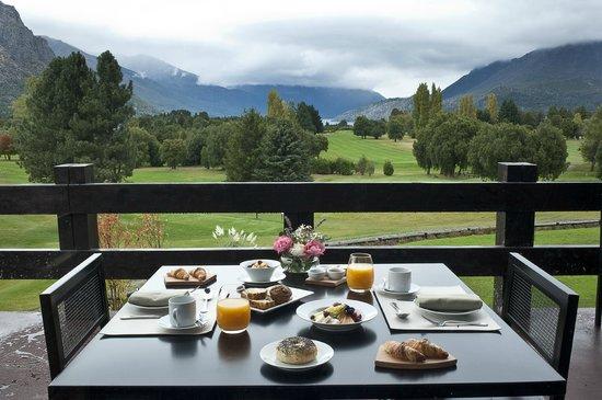 Epic: Breakfast on the terrace