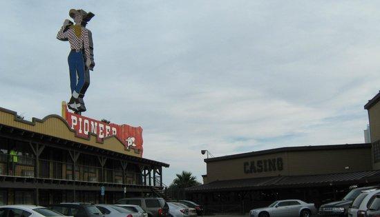 Pioneer Hotel & Gambling Hall