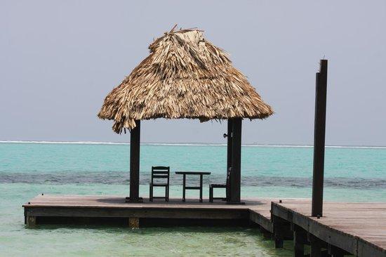 X'tan Ha Resort: Peaceful Pier