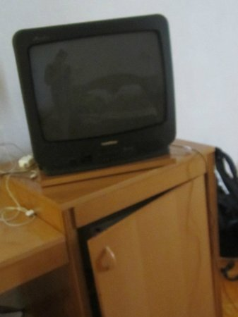 El Mouradi Palm Marina : We never turned on the tv..