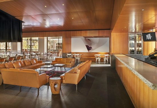 Katsuya - Glendale - SBE : Upstairs Dining Room