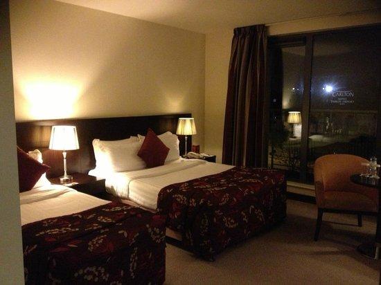 Carlton Hotel Dublin Airport : Standard Room