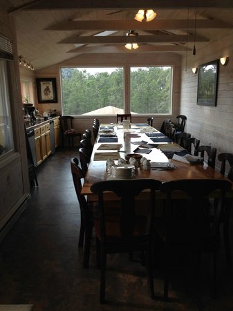 Devils Tower Lodge : Dining Area