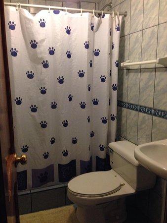 Adelas's Hostel: Foto do banheiro