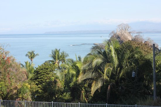 Hotel & Club Punta Leona: Vista do quarto