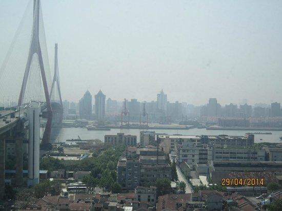 Wyndham Bund East Shanghai: view from my window